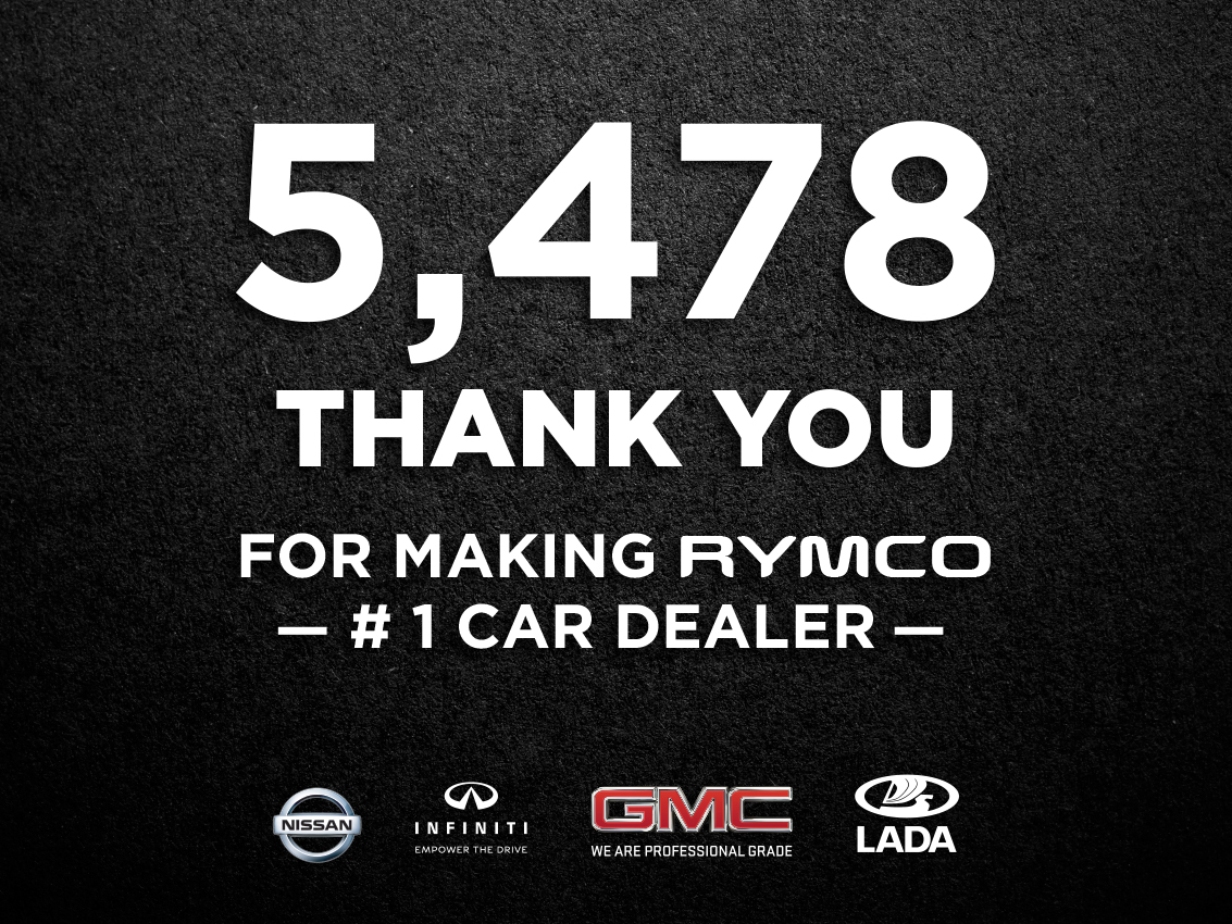 Thank you for making RYMCO #1
