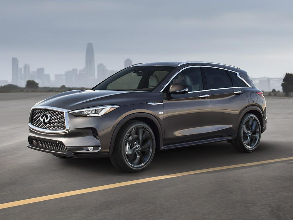The all new INFINITI QX50 arrives in Lebanon